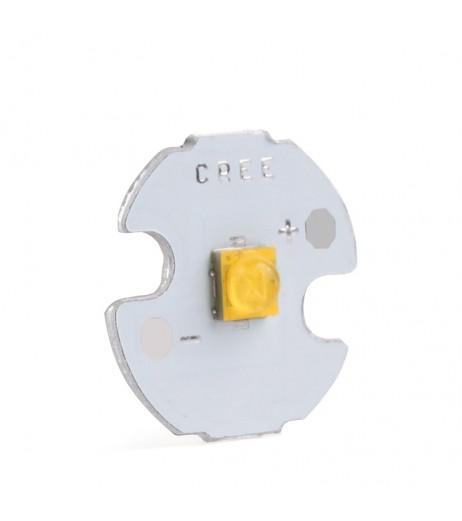 5W XTE 20MM LED White Flashlight Lamp Bead Light Torch Bulb