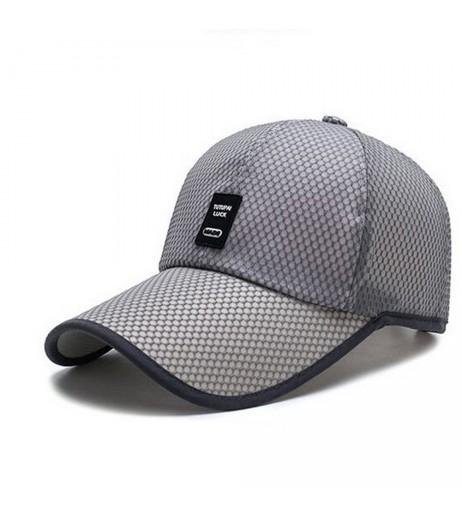 Men's Ventilate Golf Outdoor Sun Sports Hat Men Women Colorful Baseball Cap New