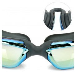 Adult Colorful Electroplating With Anti-fog UV Protection Waterproof Used Ergonomic For Man Woman