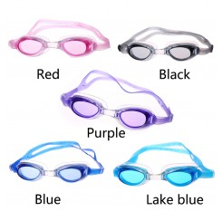 Adjustable HD Kids Children Baby Swimming Goggles Anti-fog Silica Gel Swim Glasses