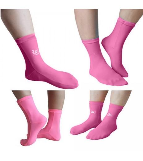 Water Sports Swimming Scuba Premium Lycra Fin Dive Socks Diving Snorkling Swimming Fin Boot Socks NEW
