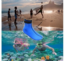3mm Neoprene Water Sock Scuba Surfing Swimming Non-slip Socks Water Sports Beach Snorkeling Shoes Cover