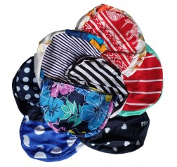 Swimming Cap Fit Children Swimmer Sports Elastic Swim Diving Hat For Adult Men Women