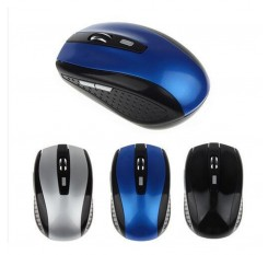 Portable Optical Mouse 2.4ghz Wireless Gaming Mouse USB receiver pro gamer for laptop desktop pc