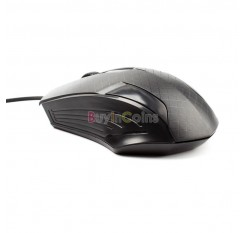New 3000 DPI Optical USB Wired Gaming Mouse Mice For Pro Mouse Gamer computer