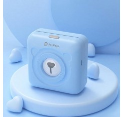 Bluetooth Wireless Small Thermal Printer Picture Mobile Photo Printer for Android iOS phone