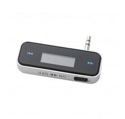 Car FM Transmitter Wireless Radio Adapter FM Modulator LCD MP3 Player 3.5mm New