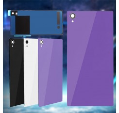 New Back Door Battery Glass Rear Cover Case For Sony Xperia Z2