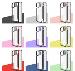 For iPhone 11 Pro 2019 Case Hybrid Heavy Duty Shockproof Clear Back Cover