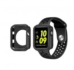 iWatch Slim Cool Case Protective Rugged Silican Case 38mm 42mm for Apple Watch Series 1/2/3