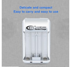Home Charger Ni-MH AA/AAA Rechargeable Battery N95 EU Plug