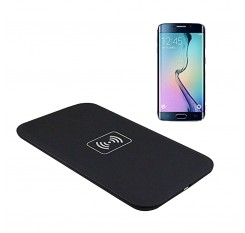 Ultra Thin Universal QI Wireless Charger Plate For Android Phones Charging Pad