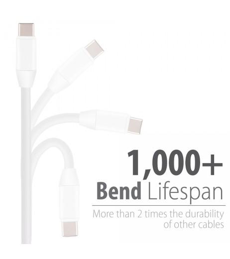 1.8M USB-C Type C Male to HDMI 4K*2K UHD Cable For Galaxy S8 Macbook2016
