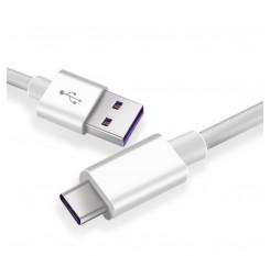 USB 5A Type C Cable P30 P20 Pro lite Mate20 10 Pro P10 Plus lite USB 3.1 Type-C Original Supercharge Super Charger Cable