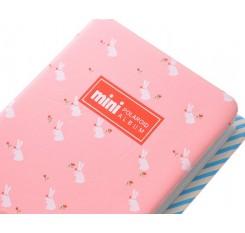 Rabbit Pattern Mini Book Photo Album for Fujifilm Instax Mini Films