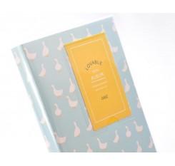 Lovwly Mini Photo Album for Fujifilm Instax Mini Films - Duck