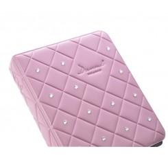 Diamond Photo Album With Swarovski Crystal For Instax Film - Pink
