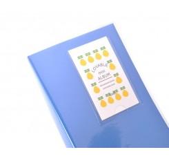 Lovely Mini Photo Album for Fujifilm Instax Mini Films - Blue