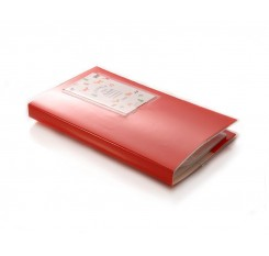 Lovely Mini Photo Album for Fujifilm Instax Mini Films - Red