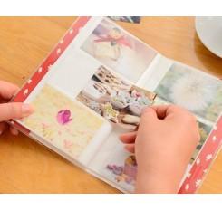 Lovable Card Holder Photo Album for Fuji Instax Mini Films - Tree