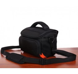 Compact Camera Carrying Case with Detatchable Shoulder Strap