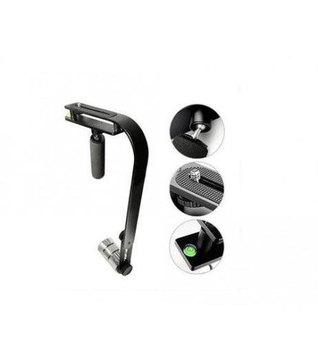 GoPro Professional Stabilizer Handheld Mount w/Adapter for Hero Camera