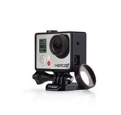 GoPro FPV Lens Kit Protective Cap UV Filter for Hero 3 Hero 3+ Cameras