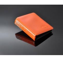 Swarovski Crystal Photo Album for Fujifilm Instax Mini Films - Orange