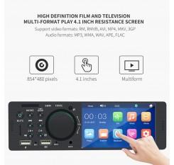4.1 Inch HD Car DAB+Radio Stereo FM AM WMA Bluetooth MP5 Touch Screen Car Player Udisk