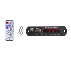 DC 5V Micro USB Power Supply TF Radio MP3 Decoder Board 5V Audio Module for Car Remote Music Speaker