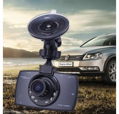 1080P HD Auto Car DVR Camera Dash Video Recorder LCD G-sensor Night Vision G30