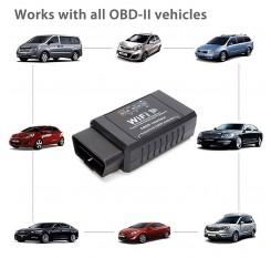 Hot Auto Car Fault OBD2 Diagnostic Tool Scanner Code Reader ELM327 WIFI