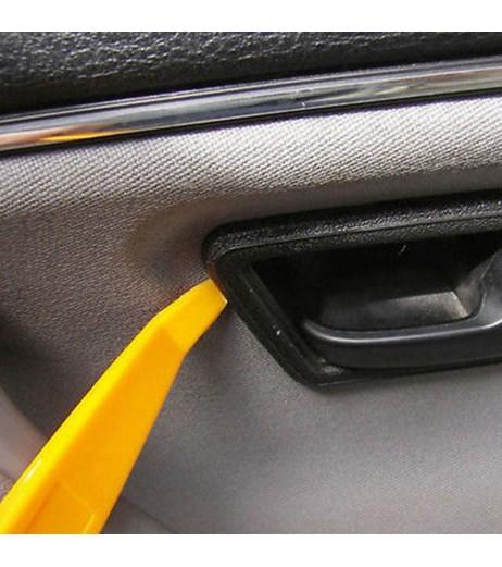 1Pcs Auto Car Radio Door Clip Panel Trim Dash Audio Removal Installer Pry Tool