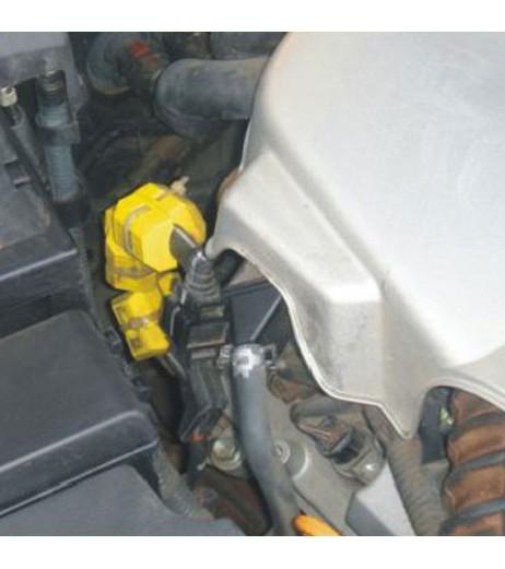 1 Pair Magnetic Fuel Saver For Car Truck Boat Saving Fuel Economizer 2PCS